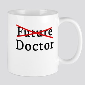 No Longer Future Doctor Mug