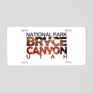 Bryce Canyon - Utah Aluminum License Plate