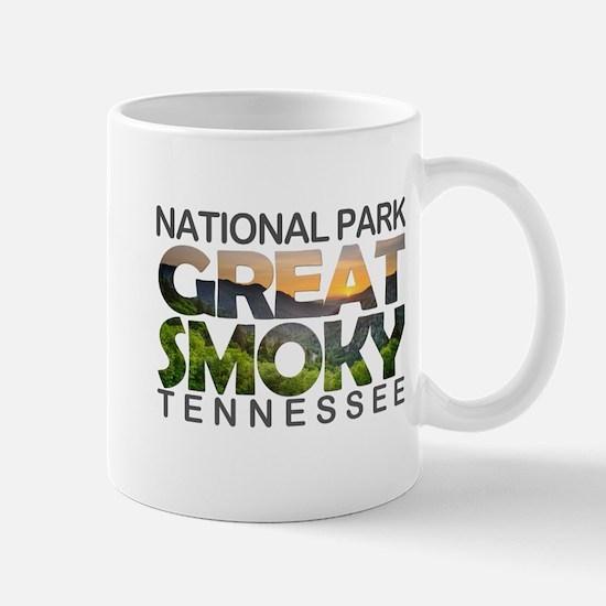 Great Smoky Mountains - Tennessee, North Caro Mugs