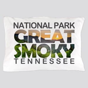 Great Smoky Mountains - Tennessee, Nor Pillow Case