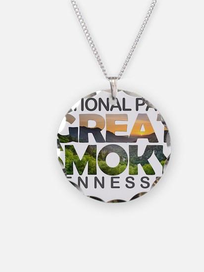 Great Smoky Mountains - Tenn Necklace