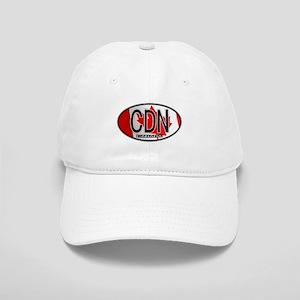 Canada Oval Colors Cap
