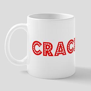 Retro Crack Head (Red) Mug