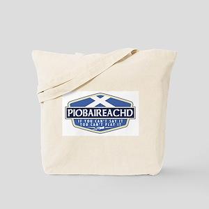 Piobaireachd Tote Bag