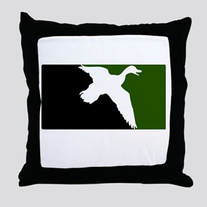 Coming Back Throw Pillow