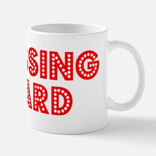Retro Crossing Gu.. (Red) Mug