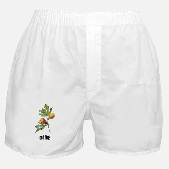 Fig Boxer Shorts