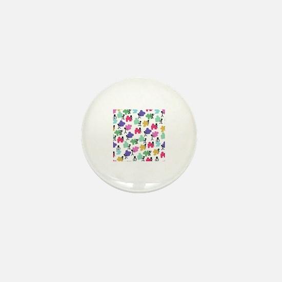 Cute Jig Mini Button