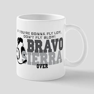 Bravo Sierra Avaition Humor Mug