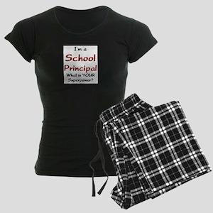 school principal Pajamas