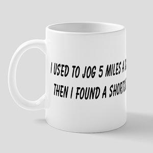 Jog Mug