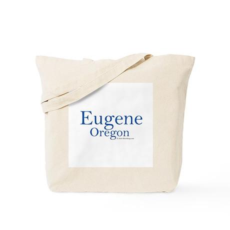 Eugene, OR Tote Bag