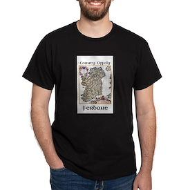 Ferbane Co Offaly Ireland T-Shirt