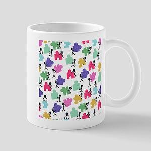 autistic people Mugs