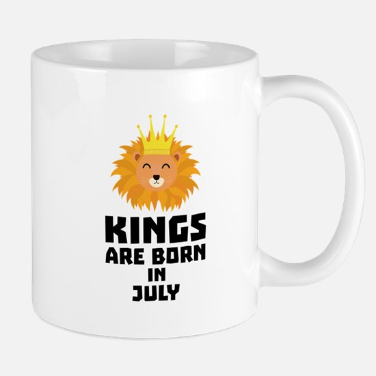 Kings are born in JULY C9188 Mugs