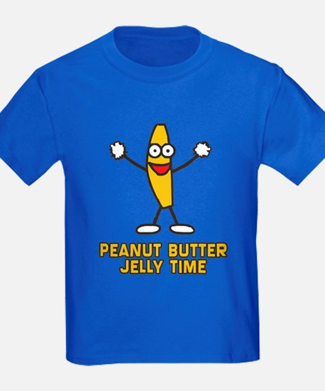 Peanut Butter Jelly Time T
