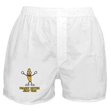 Peanut Butter Jelly Time Boxer Shorts