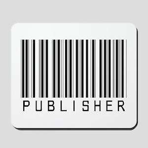Publisher Barcode Mousepad