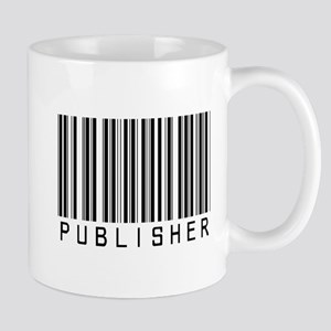 Publisher Barcode Mug