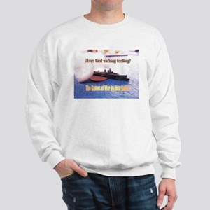 The Games of War 49 Sweatshirt