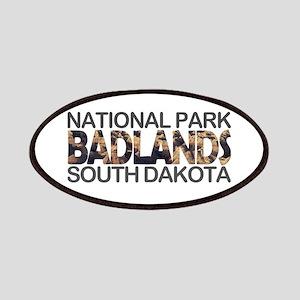 Badlands - South Dakota Patch