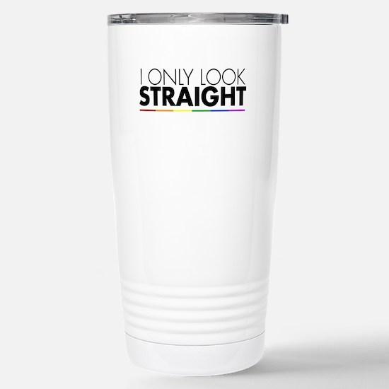 LookStraight-onwhite-smaller Mugs