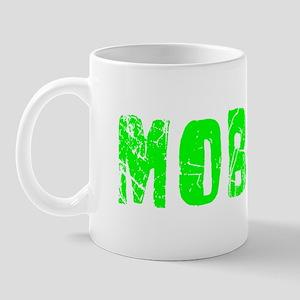 Mobile Faded (Green) Mug