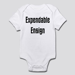 Expendable Ensign (Star Trek) Infant Bodysuit