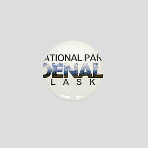 Denali - Alaska Mini Button
