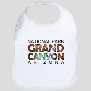 Grand Canyon - Arizona Baby Bib