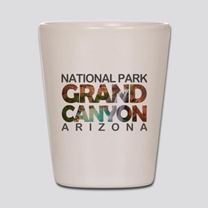 Grand Canyon - Arizona Shot Glass