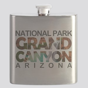 Grand Canyon - Arizona Flask