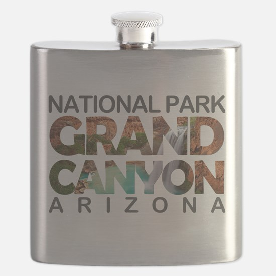 Grand Canyon - Arizona Flask