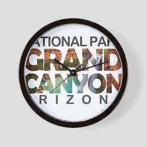 Grand Canyon - Arizona Wall Clock