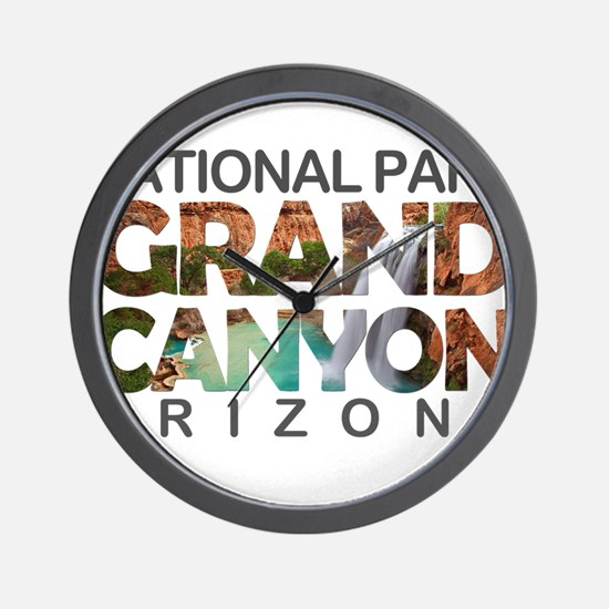 Grand Canyon - Arizona Wall Clock