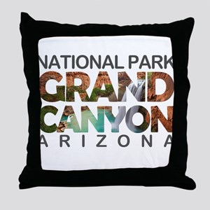 Grand Canyon - Arizona Throw Pillow