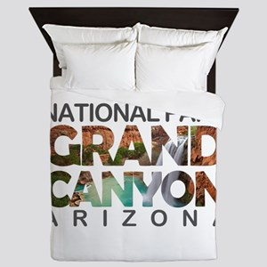Grand Canyon - Arizona Queen Duvet
