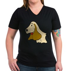 Cartoon Cocker Spaniel Shirt