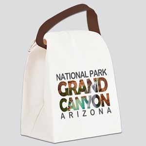 Grand Canyon - Arizona Canvas Lunch Bag