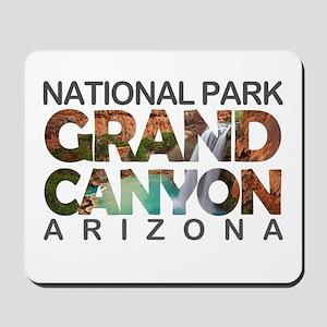 Grand Canyon - Arizona Mousepad