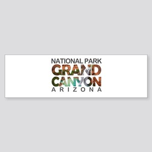 Grand Canyon - Arizona Bumper Sticker