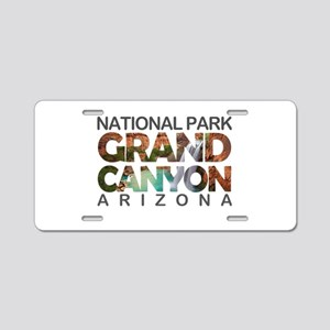 Grand Canyon - Arizona Aluminum License Plate