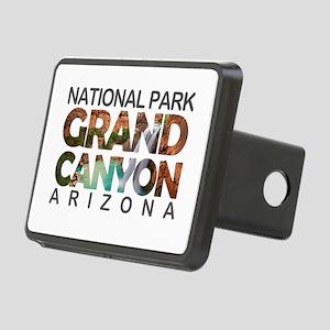 Grand Canyon - Arizona Rectangular Hitch Cover