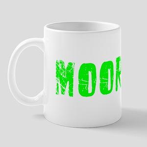 Moorpark Faded (Green) Mug