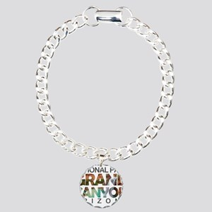 Grand Canyon - Arizona Charm Bracelet, One Charm