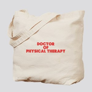 Retro Doctor of P.. (Red) Tote Bag