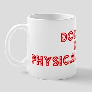 Retro Doctor of P.. (Red) Mug