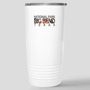 Big Bend - Texas Stainless Steel Travel Mug