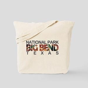 Big Bend - Texas Tote Bag