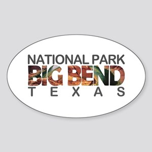 Big Bend - Texas Sticker